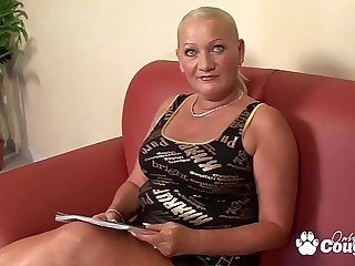 Chunky Mature Granny Has Her..