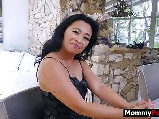 Cool asian step mom fucks..