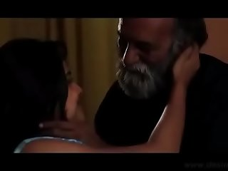Hot indian Girl Sex with old..