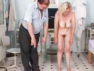 Unshaved twat mother Tamara..