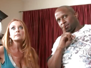 Blonde MILF gets fucked at..