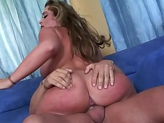 Big boobs cheating MILF Mom..